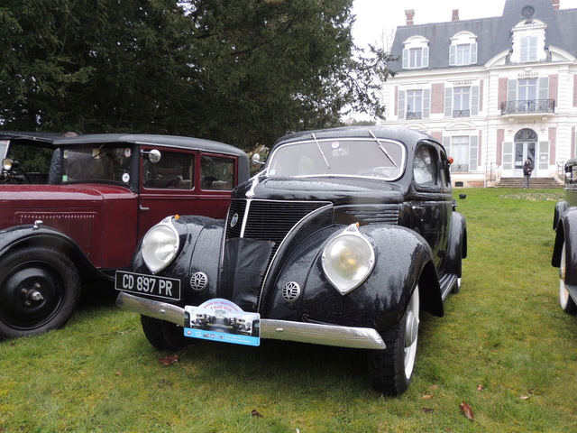 Fêtes des Grand-Mères Automobiles le dimanche 4 mars 2018 Dscn1837