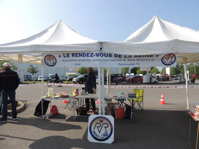 7ème Bourse d'échanges à Rambouillet, dimanche 20 mai 2018 Dscn2114
