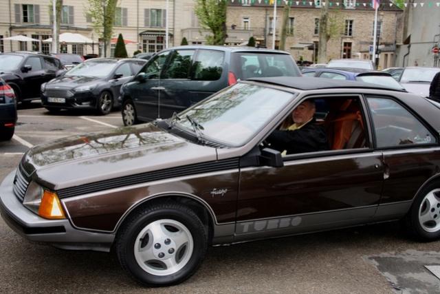 Renault FUEGO Turbo Export de 1982 Fuego_11