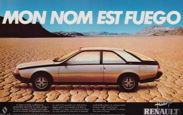 Renault FUEGO Turbo Export de 1982 Fuegop10