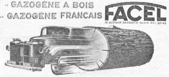 Le GAZOGENE et la voiture des français de 39 à 45 - Page 2 Gazoge11