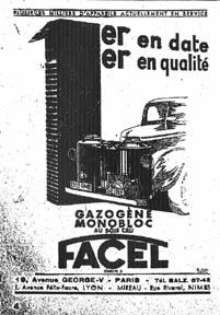 Le GAZOGENE et la voiture des français de 39 à 45 - Page 2 Gazoge13
