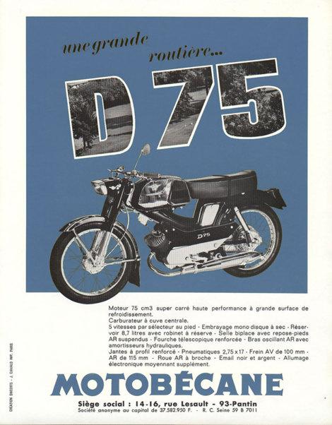 Motobécane D75 de 1968 Motoby10