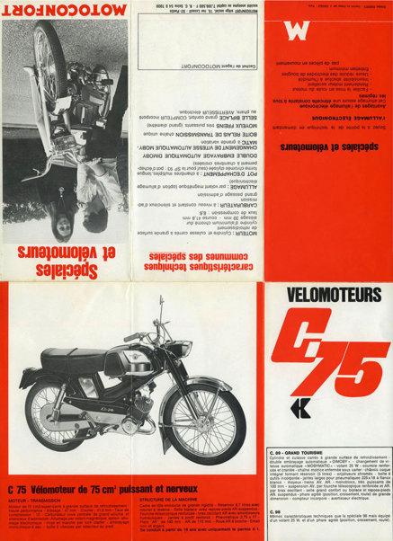 Motobécane D75 de 1968 Motoby11