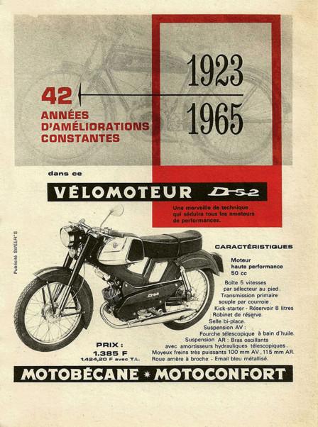 Motobécane D75 de 1968 Motoby12