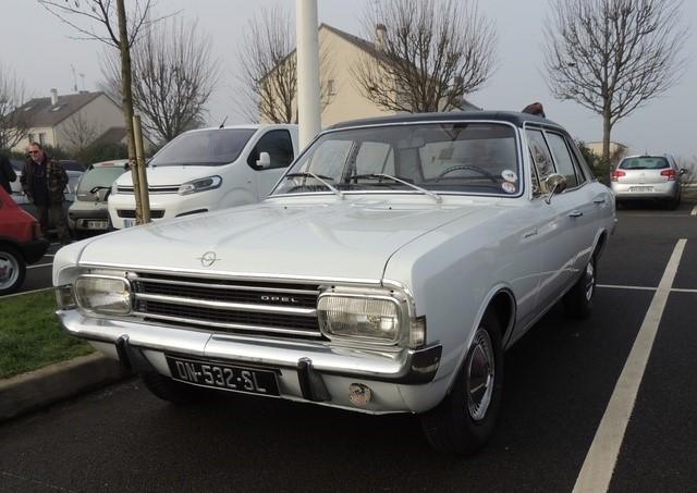 Opel Rekord C 1900 LS de 1970 Opel_r10