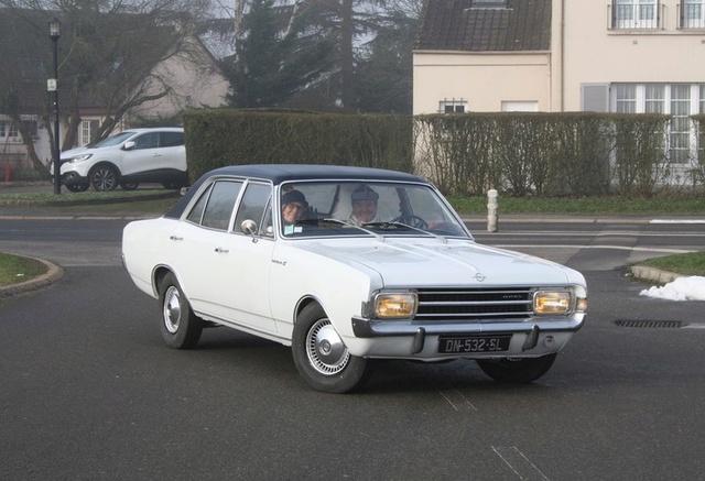 Opel Rekord C 1900 LS de 1970 Opel_r12