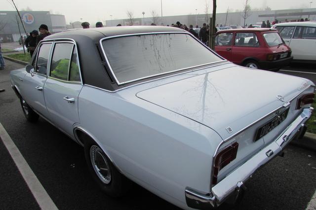 Opel Rekord C 1900 LS de 1970 Opel_r15