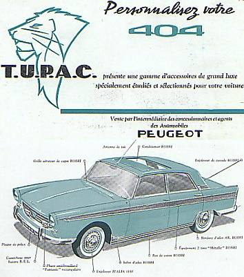 PERSONNALISER SON AUTO: accessoiristes, carrossiers, etc... Peugeo11