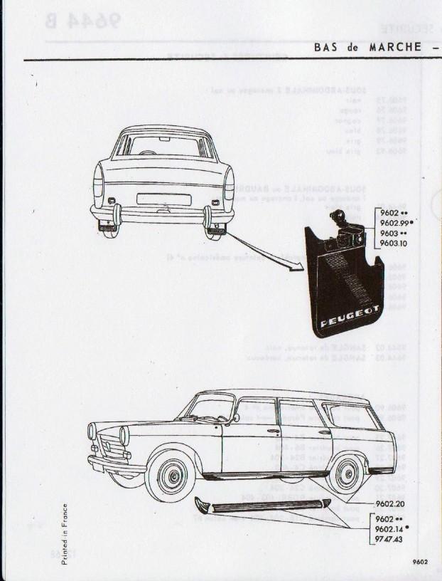 PERSONNALISER SON AUTO: accessoiristes, carrossiers, etc... Peugeo14