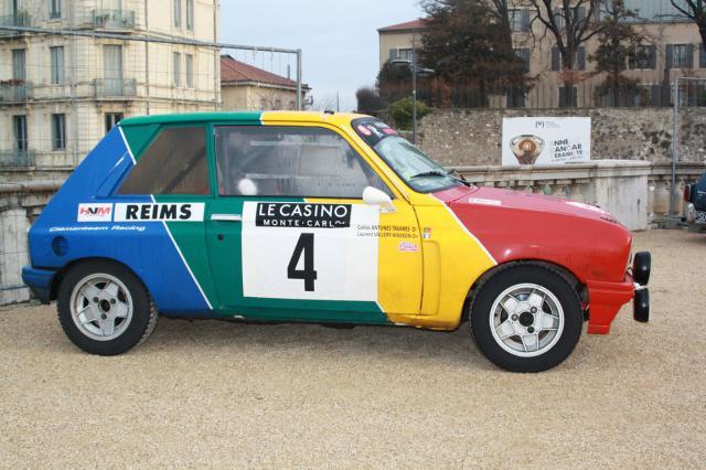 Rallye Monte-Carlo Historique 2018 Peugeo18