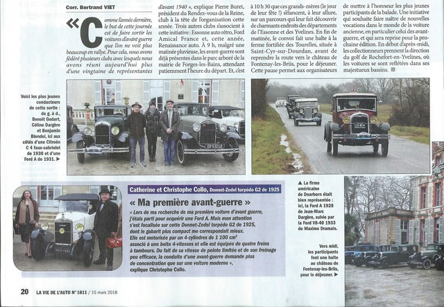 Le Rendez-Vous de la Reine dans la presse locale ou nationale - Page 4 Scan_215