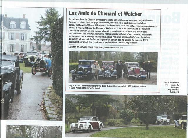 Le Rendez-Vous de la Reine dans la presse locale ou nationale - Page 4 Scan_311