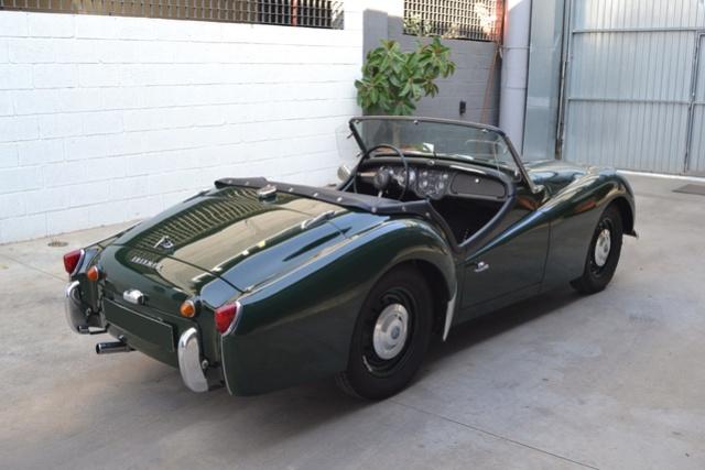 Triumph TR3A - 1959 Tr3g10