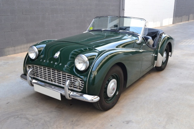 Triumph TR3A - 1959 Tr3g210