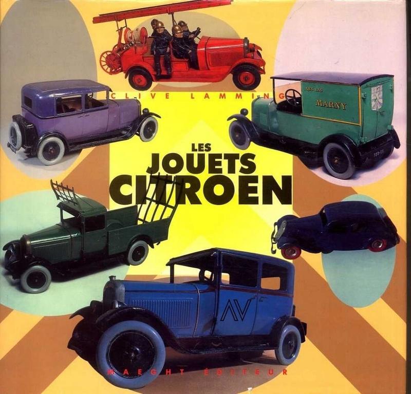 Livres sur les Jouets Citroën 00995_11
