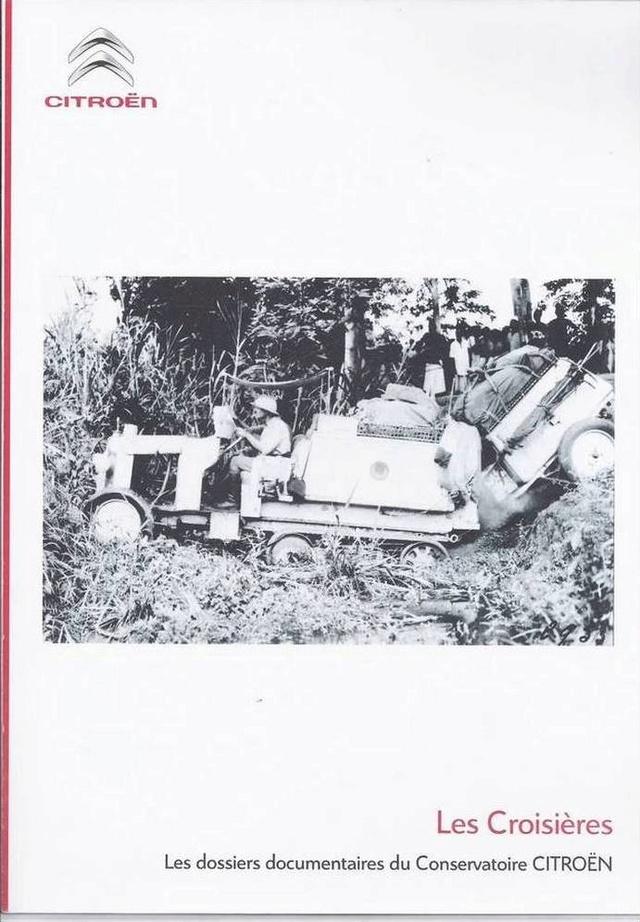 Livres sur les Croisières Citroën 10942_10