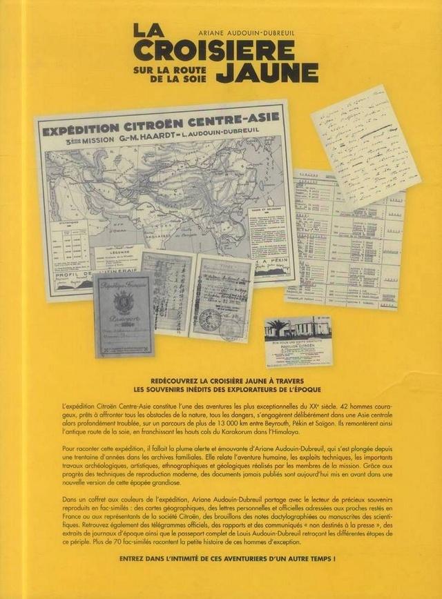 Livres sur les Croisières Citroën 10961_11