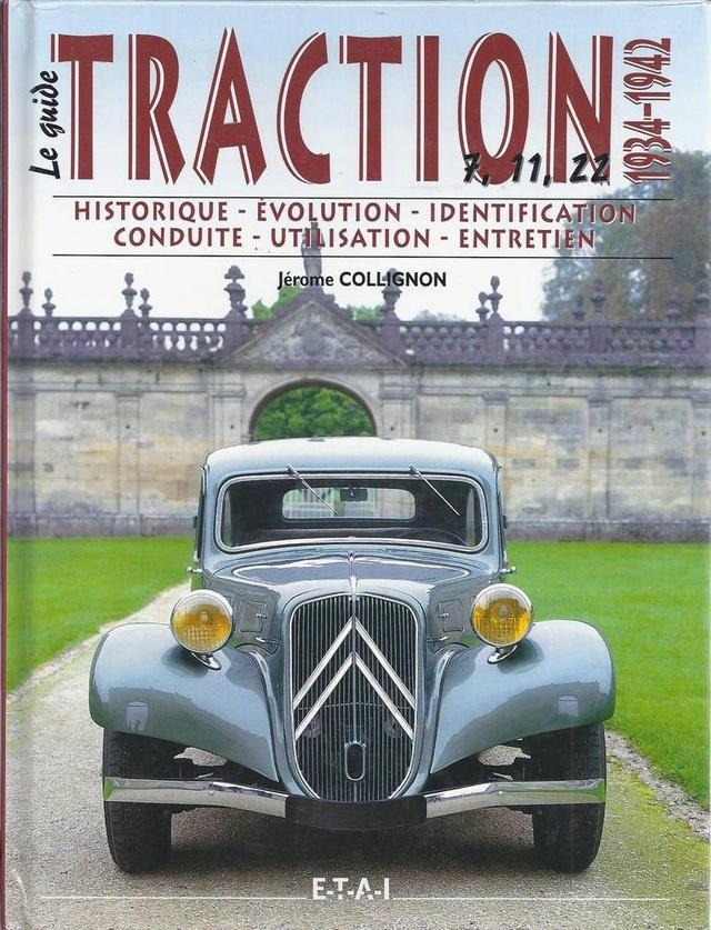 Livres sur les Traction 11083_10