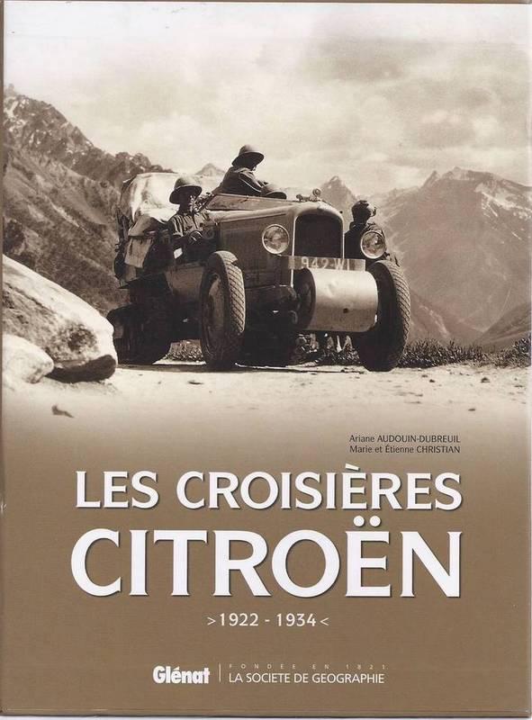 Livres sur les Croisières Citroën Coffre10