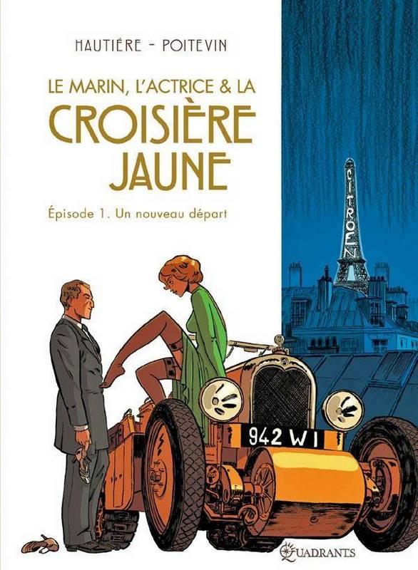 Livres sur les Croisières Citroën Crois110