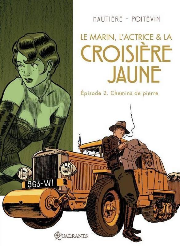Livres sur les Croisières Citroën Crois210