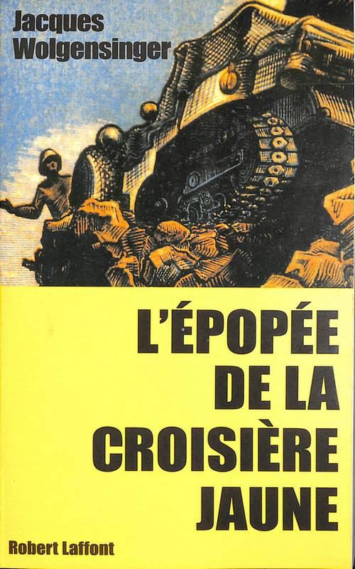 Livres sur les Croisières Citroën Jaune10