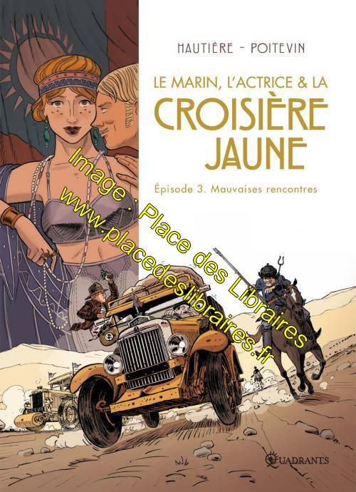 Livres sur les Croisières Citroën Marin10