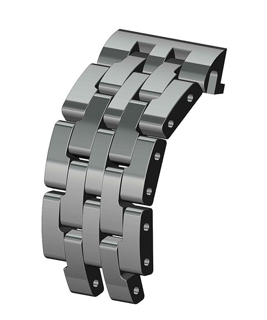 heyyy j'ai besoin d'un coup de main les Fameurs , bracelet Acier K-05 Ass-br10