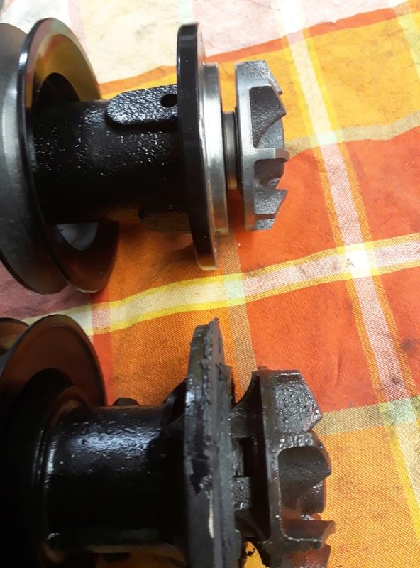 Pompe à eau OM 636 20180110