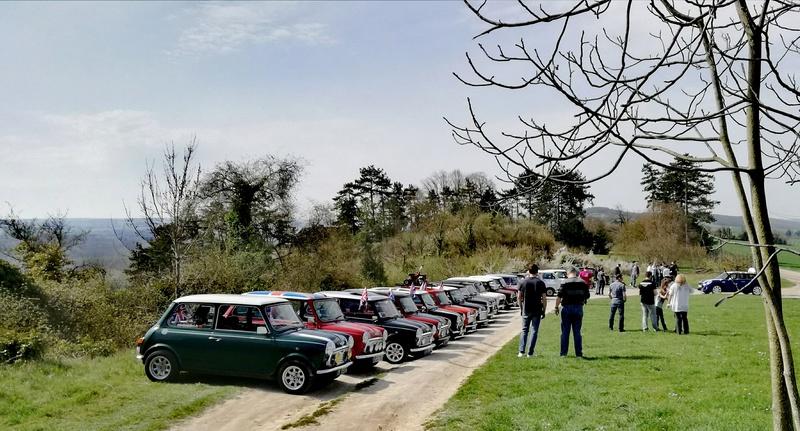 Rallye Photos 8 avril 2018 Rallye44