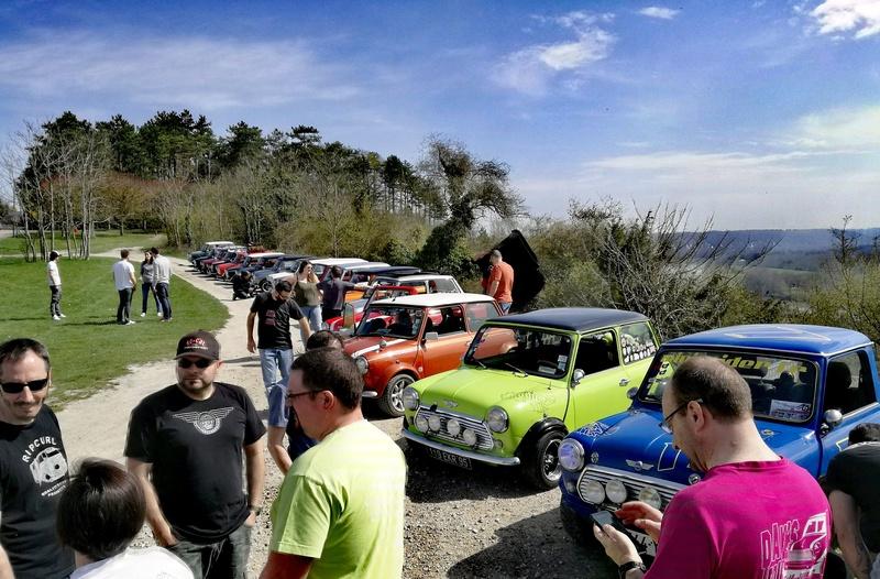 Rallye Photos 8 avril 2018 Rallye50