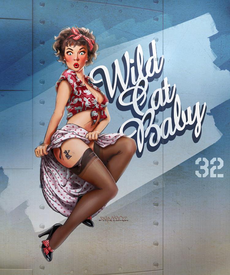 MacFly... Retour sur terre - Page 17 Wildca12