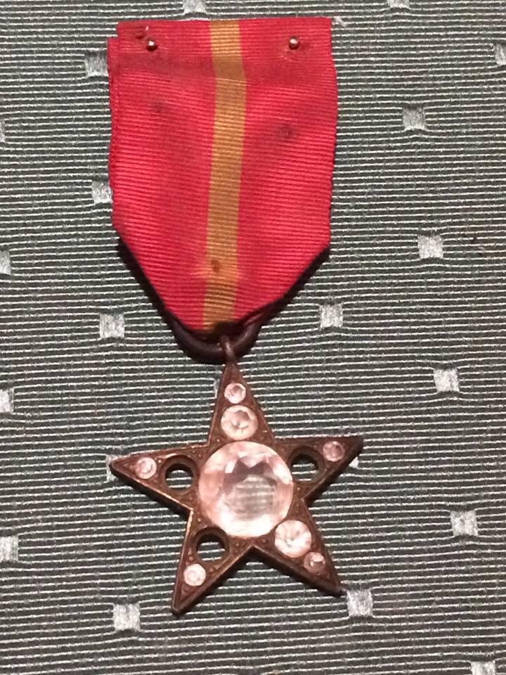 Médaille époque Second Empire inconnue. Mydail10