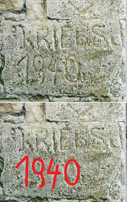 Note sur les croix rupestres des corbières 11111