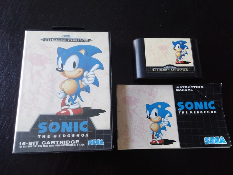 Dadou's Collection - Commencement des branchements Sonic10