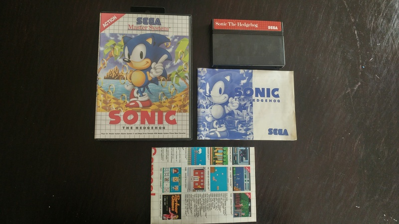 Dadou's Collection - Commencement des branchements Sonic11