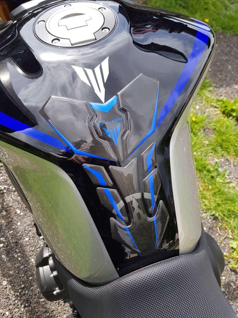 Yamaha MT09 SP by Titi#23 20180421