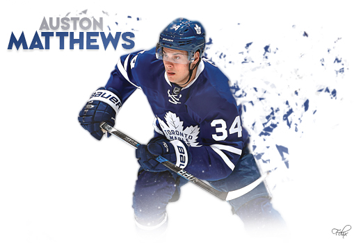 Leafs Market Auston11