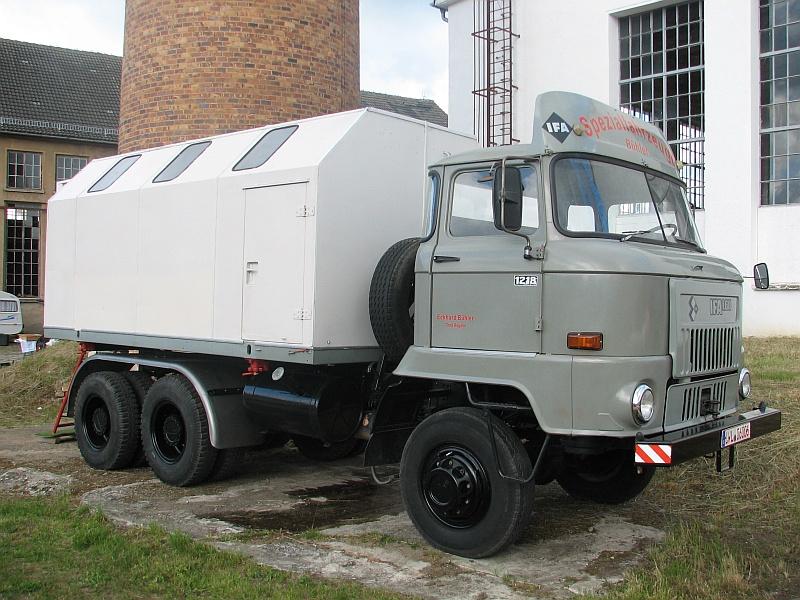 Pritschenzug L60 mit Speditionspritsche Malchi10