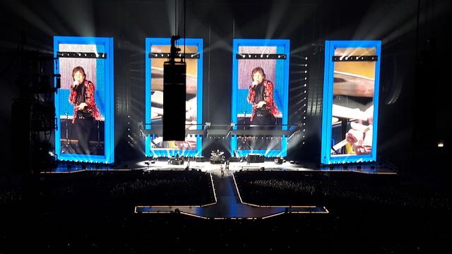 The Rolling Stones U Arena 20171013