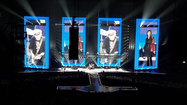 The Rolling Stones U Arena 20171015