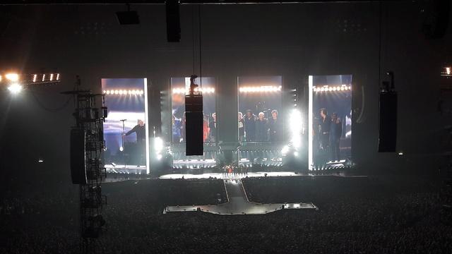 The Rolling Stones U Arena 20171018