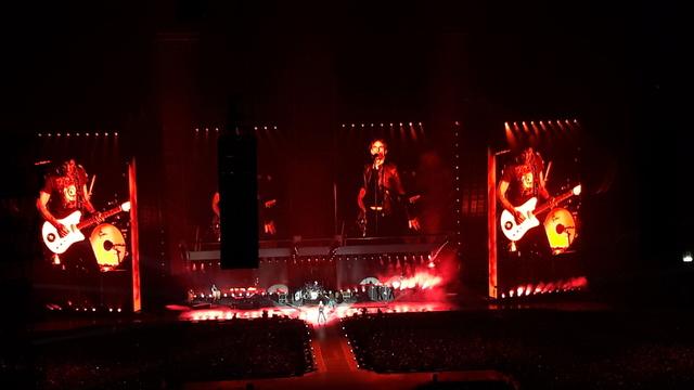 The Rolling Stones U Arena 20171020
