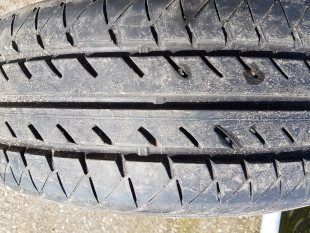 Vente 4 pneus T6 P110
