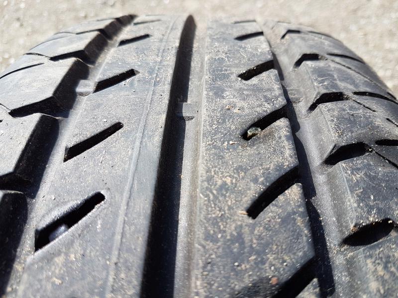 Vente 4 pneus T6 P210