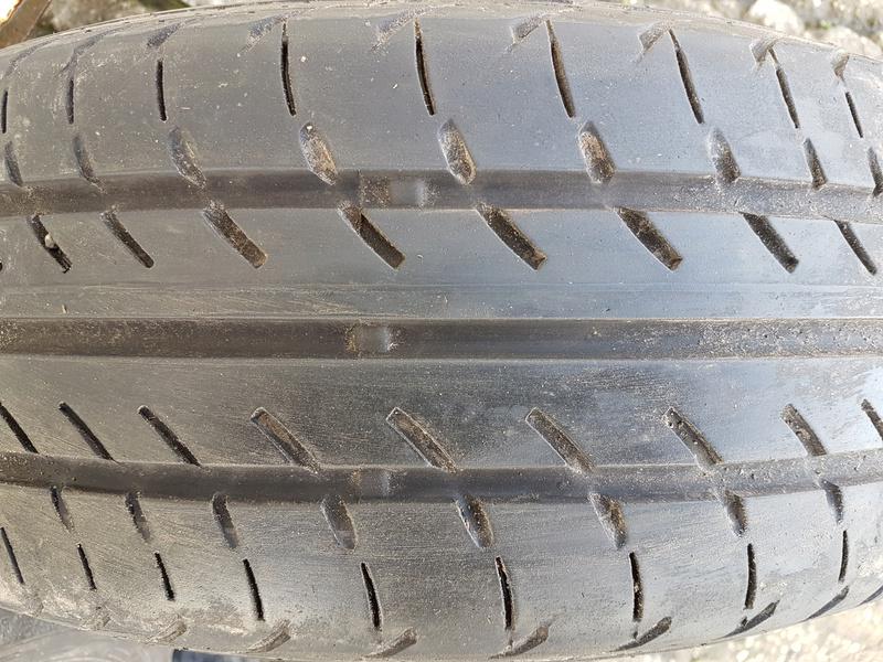 Vente 4 pneus T6 P310
