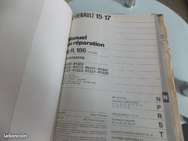 Vente de documentation technique - Page 40 20a85410