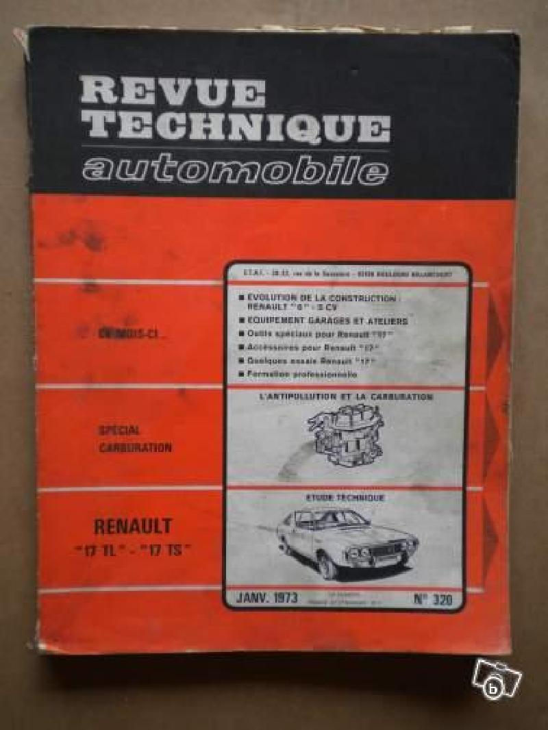 Vente de documentation technique 24319610