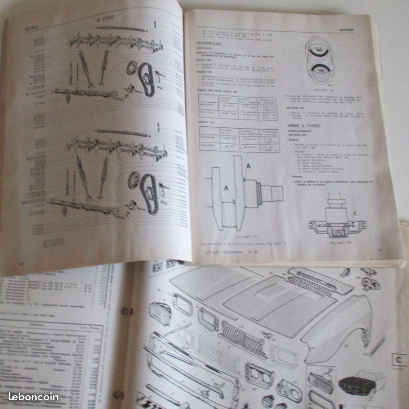 Vente de documentation technique - Page 40 Cd137310